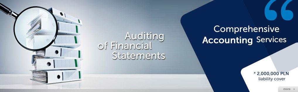 [ EN ] Badanie sprawozdań finansowych